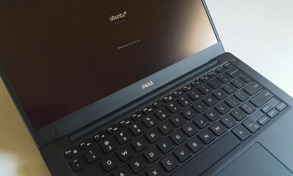 Dell XPS 13 with Ubuntu 16 04 and upgrades – Blog